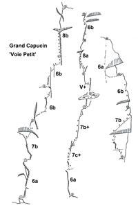 Huber Grand Capucin
