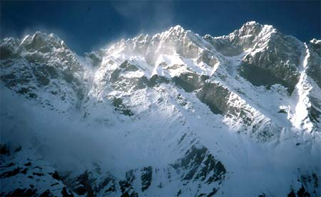 Lhotse 2006, Silvio Mondinelli
