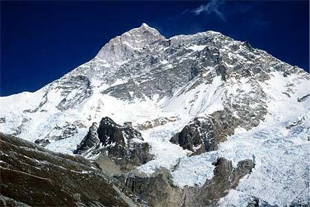 Makalu, Himalaya, Nepal