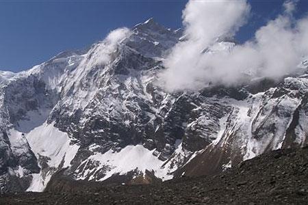 Annapurna 2006, spedizione Nives Meroi, Romano Benet, Luca Vuerich