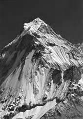 Jasemba 7350m parete SO, Nepal
