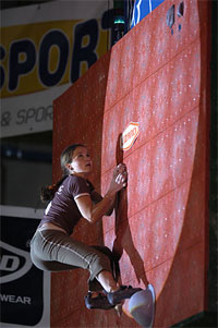 Rovereto Bouldering World Cup 2006