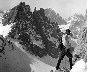 Angelo Dibona, Cortina, Scoiattoli