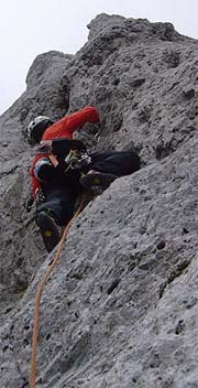Silvestro Stucchi, Baby Climber, Presolana orientale