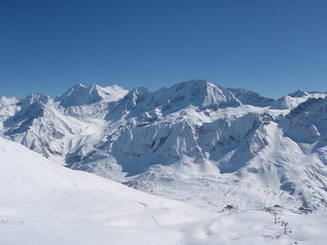 Offpiste skiing Ponte di Legno - Tonale