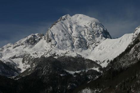 Scialpinismo in Carnia