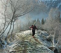 ski mountaineering tyrol austria
