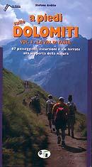 A piedi sulle Dolomiti - Vol. 3 la Val di Fassa