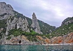 Restyling dell'Aguglia di Goloritzé, Sardegna