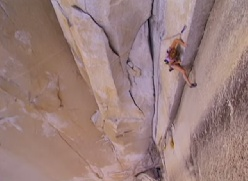 Lynn Hill and the video of The Nose, El Capitan, Yosemite