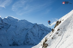 Swatch Freeride World Tour 2015 - Chamonix Sci Highlights