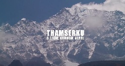 Thamserku - Piolets d'or 2015