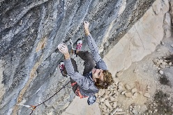 Chris Sharma e il video di El bon combat a Cova de Ocell