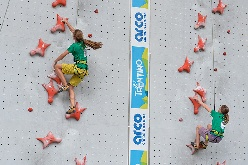 World Youth Climbing Championships Arco