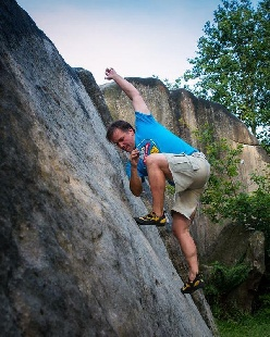 Johnny Dawes - l'arrampicata senza mani II