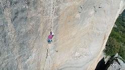 Tai chi e le altre fessure da arrampicare a Su Sussiu Ulassai, Sardegna