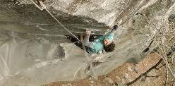 Jacopo Larcher e il progetto d'arrampicata trad a Cadarese