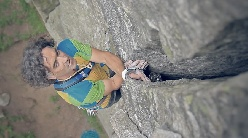 Crack climbing with the Italian Mountain Guides 7: Off width climbing