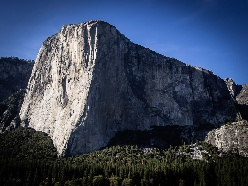 The Nose speed record on El Capitan by Gobright & Reynolds