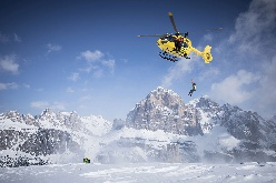 Karpos Helicopter Rescue in the Dolomites